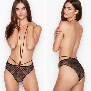 NWT Victoria's Secret Very Sexy Harness Panty VS